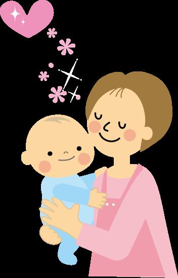 赤ちゃんイラスト④illust942-1